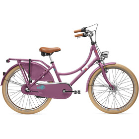 s'cool chiX classic 24 3-S - Vélo enfant - rose